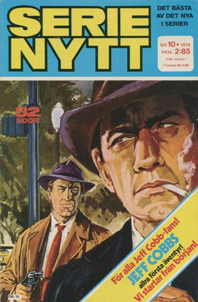 Cover for Serie-nytt [delas?] (Semic, 1970 series) #10/1976