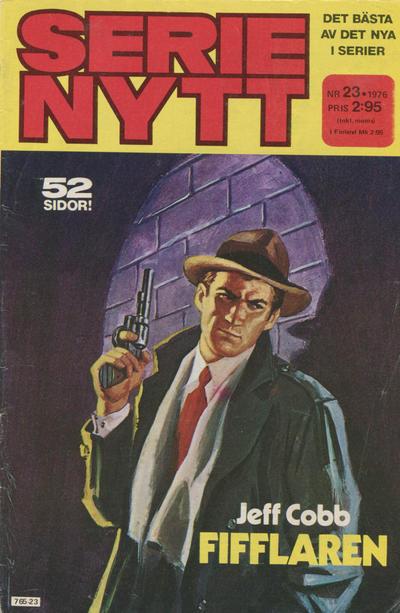 Cover for Serie-nytt [delas?] (Semic, 1970 series) #23/1976