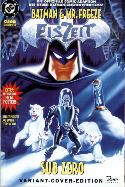 Cover for Batman Sonderheft (Dino Verlag, 1998 series) #1 [Variant-Cover-Edition]