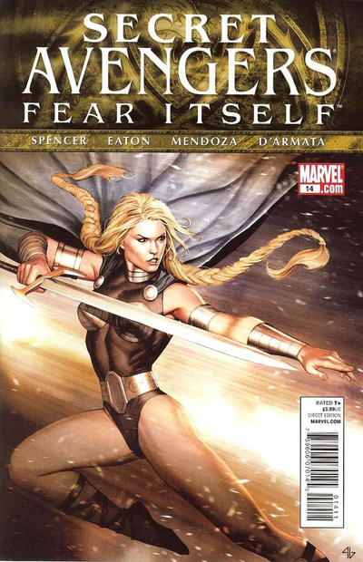 Cover for Secret Avengers (Marvel, 2010 series) #14 [Standard Cover]