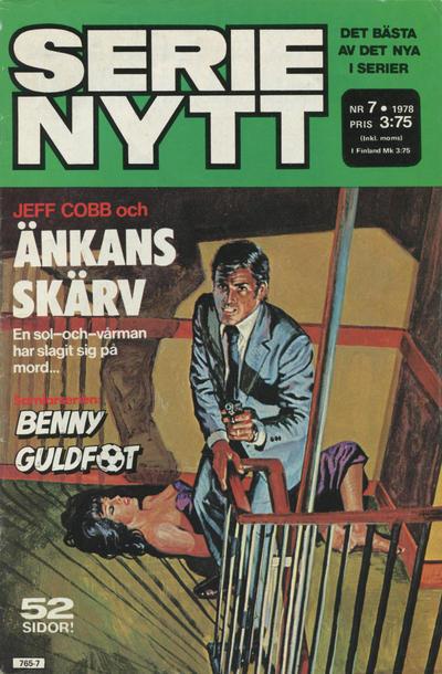 Cover for Serie-nytt [delas?] (Semic, 1970 series) #7/1978