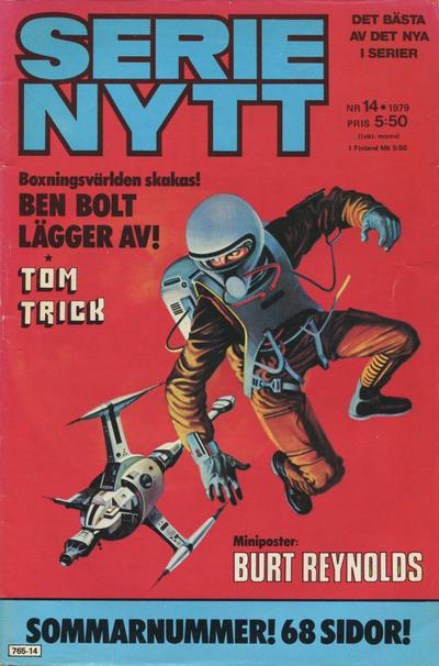 Cover for Serie-nytt [delas?] (Semic, 1970 series) #14/1979