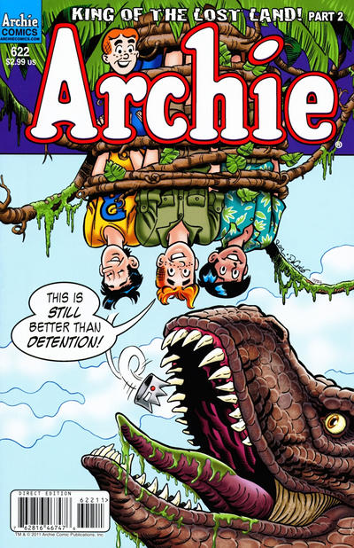 Cover for Archie (Archie, 1959 series) #622