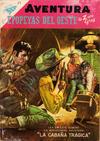 Cover for Aventura (Editorial Novaro, 1954 series) #89