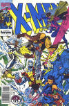 Cover for X-Men (Planeta DeAgostini, 1992 series) #3