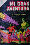 Cover for Mi Gran Aventura (Editorial Novaro, 1960 series) #57