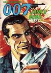 Cover for 007 James Bond (Zig-Zag, 1968 series) #4