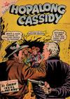 Cover for Hopalong Cassidy (Editorial Novaro, 1952 series) #39