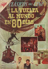 Cover for Clásicos del Cine (Editorial Novaro, 1956 series) #10