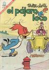 Cover for El Pájaro Loco (Editorial Novaro, 1951 series) #288