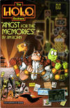 Cover for The Holo Brothers: Angst for the Memories (Fantagraphics, 1989 series) #1