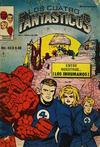 Cover for Los Cuatro Fantasticos (Novedades, 1980 series) #43