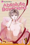 Cover for Absolute Boyfriend (Viz, 2006 series) #1