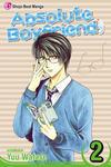 Cover for Absolute Boyfriend (Viz, 2006 series) #2