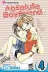 Cover for Absolute Boyfriend (Viz, 2006 series) #4