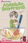 Cover for Absolute Boyfriend (Viz, 2006 series) #5