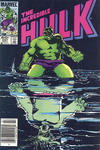 Cover Thumbnail for The Incredible Hulk (1968 series) #297 [Newsstand]