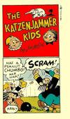Cover for The Katzenjammer Kids (Pocket Books, 1970 series) #77235