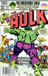 Cover Thumbnail for The Incredible Hulk (1968 series) #278 [Newsstand]