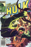 Cover for The Incredible Hulk (Marvel, 1968 series) #301 [Newsstand]