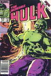 Cover for The Incredible Hulk (Marvel, 1968 series) #312 [Newsstand]