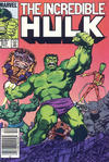 Cover for The Incredible Hulk (Marvel, 1968 series) #314 [Newsstand]