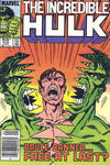 Cover Thumbnail for The Incredible Hulk (1968 series) #315 [Newsstand]
