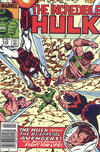 Cover Thumbnail for The Incredible Hulk (1968 series) #316 [Newsstand Edition]