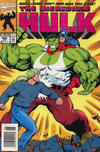 Cover for The Incredible Hulk (Marvel, 1968 series) #406 [Newsstand]