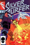 Cover for Silver Surfer (Marvel, 1987 series) #5 [Direct]