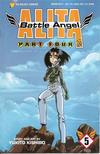 Cover for Battle Angel Alita Part Four (Viz, 1994 series) #5