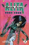 Cover for Battle Angel Alita Part Four (Viz, 1994 series) #7