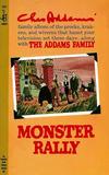 Cover for Monster Rally (Pocket Books, 1965 series) #50061