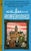 Cover for Homebodies (Pocket Books, 1965 series) #50062