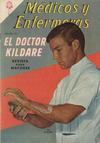 Cover for Médicos y Enfermeras (Editorial Novaro, 1963 series) #14 [Variante española]