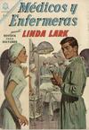 Cover for Médicos y Enfermeras (Editorial Novaro, 1963 series) #15 [Edición española]