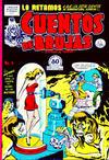 Cover for Cuentos de Brujas (Editora de Periódicos La Prensa S.C.L., 1951 series) #4