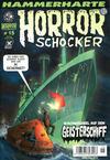Cover for Horrorschocker (Weissblech Comics, 2004 series) #15