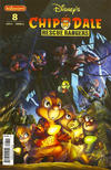 Cover for Chip 'n' Dale Rescue Rangers (Boom! Studios, 2010 series) #8 [Cover A]