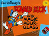 Cover for The Walt Disney Best Comics Series (Abbeville Press, 1980 series) #[4] - Donald Duck and the Magic Hour-glass