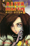 Cover for Battle Angel Alita Part Seven (Viz, 1996 series) #6