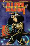 Cover for Battle Angel Alita Part Six (Viz, 1996 series) #2
