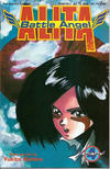 Cover for Battle Angel Alita Part Two (Viz, 1993 series) #4