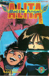 Cover for Battle Angel Alita Part Two (Viz, 1993 series) #7