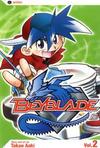 Cover for Beyblade (Viz, 2004 series) #2