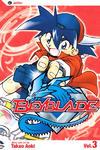 Cover for Beyblade (Viz, 2004 series) #3