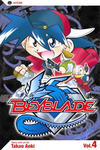 Cover for Beyblade (Viz, 2004 series) #4