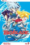 Cover for Beyblade (Viz, 2004 series) #5