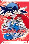 Cover for Beyblade (Viz, 2004 series) #6