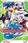 Cover for Beyblade (Viz, 2004 series) #7